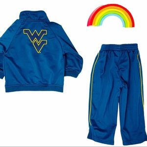 Nike Team WV Matching Track Suit Size 18m